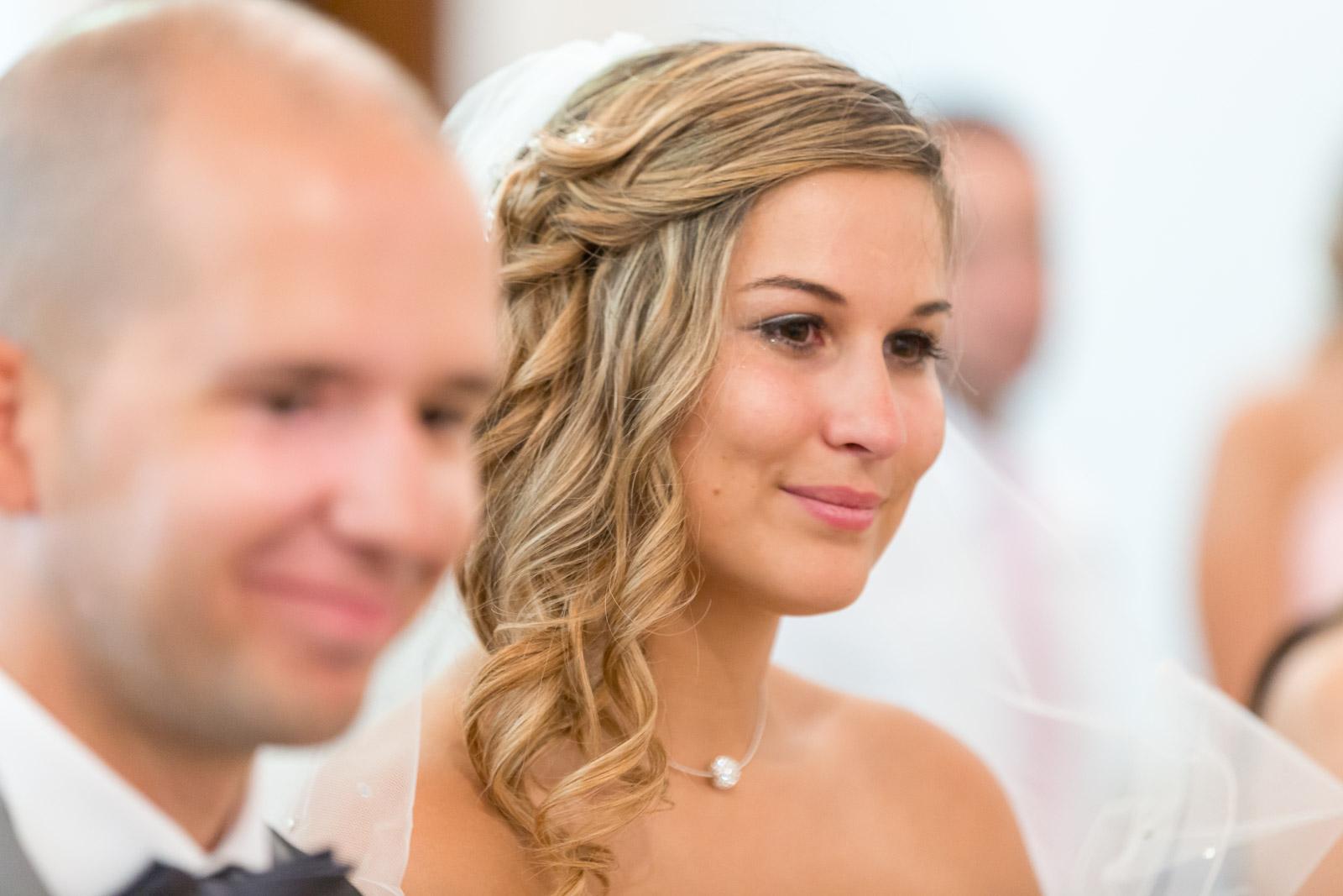 Portrait de la mariée Queiriga