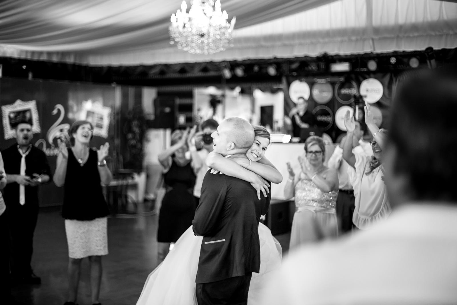 "Premiere danse mariage ""quinta do cisne"" portugal"