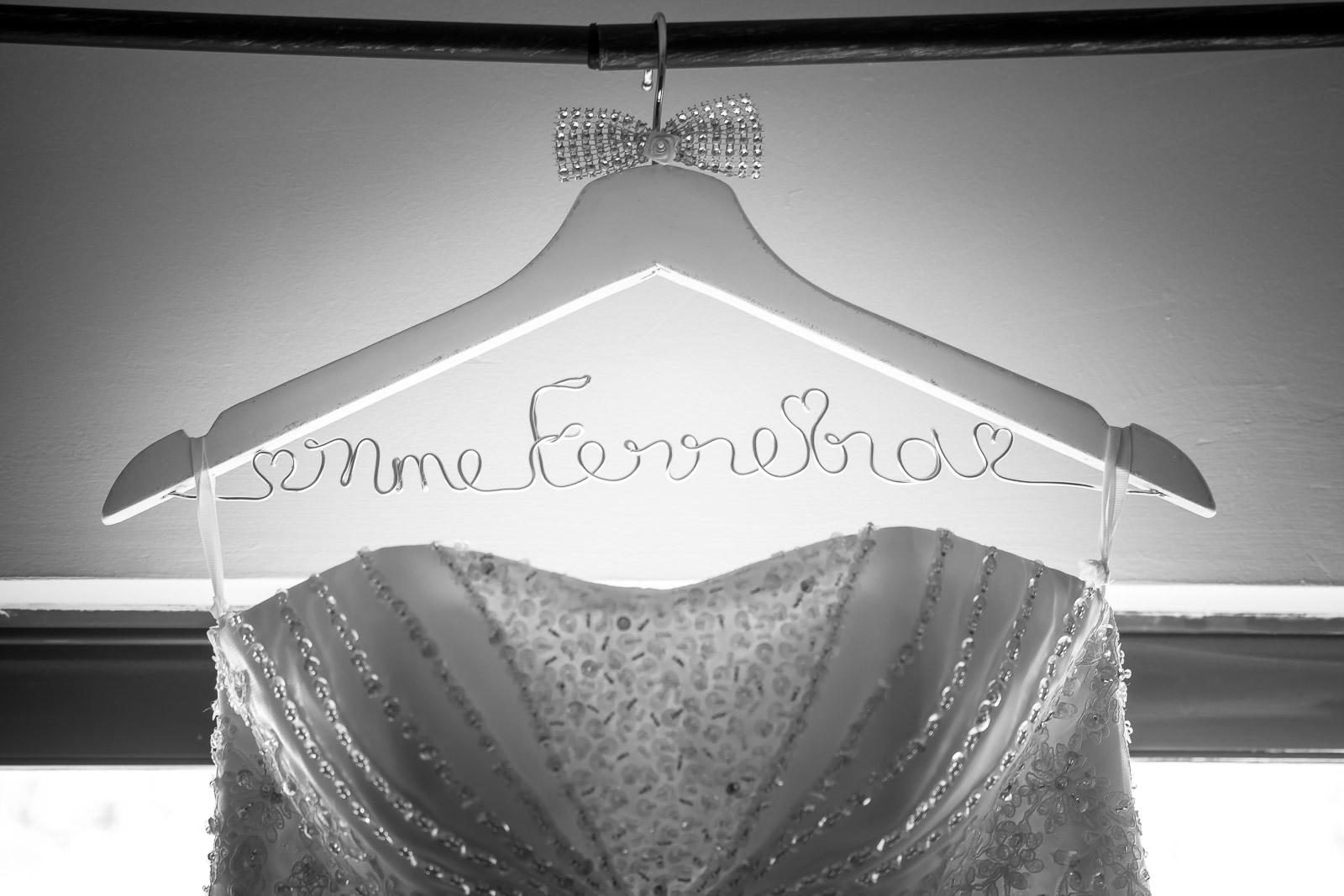 personnalisation centre robe de la mariée au Portugal
