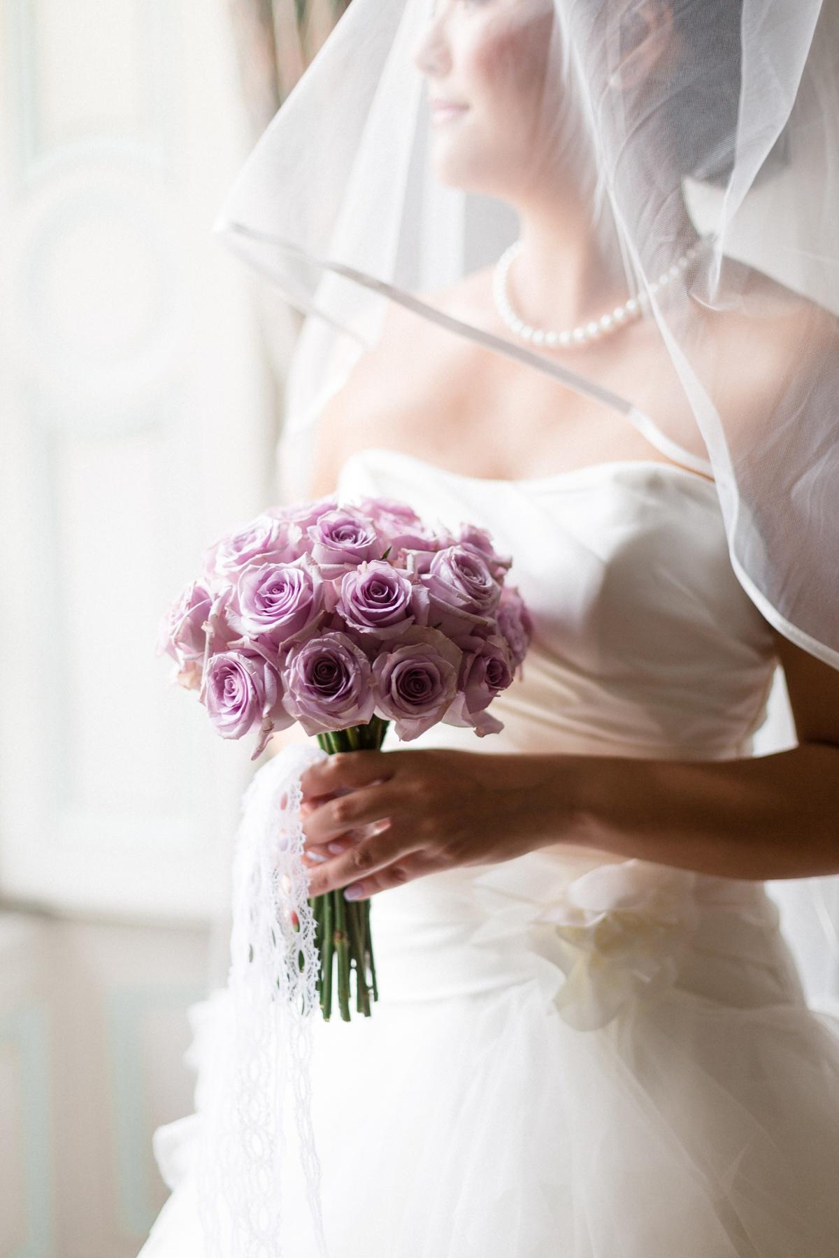 Bouquet mariage parme