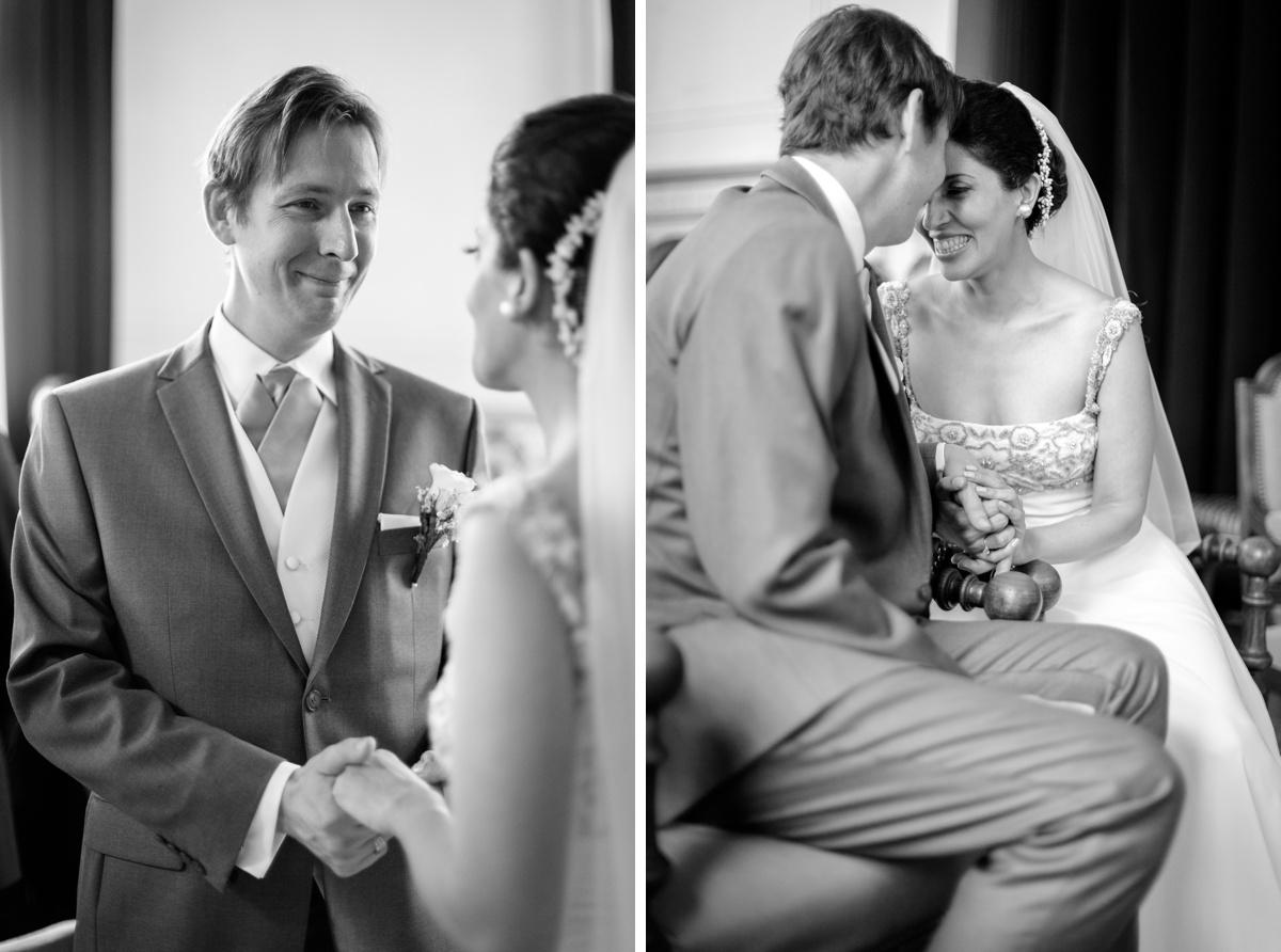 Regards complices mariés - Donne-moi ta main