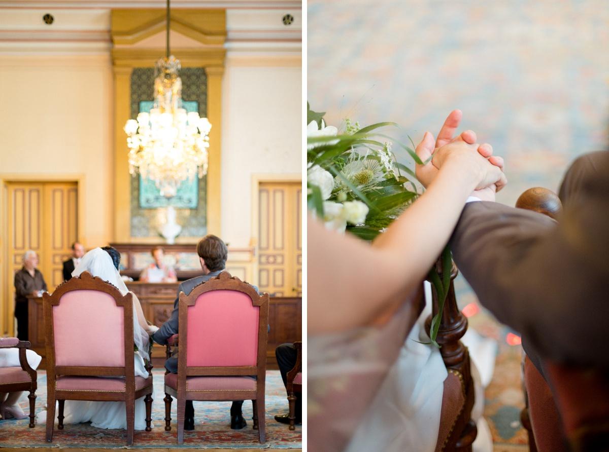 Cérémonie civile mariage - Donne-moi ta main