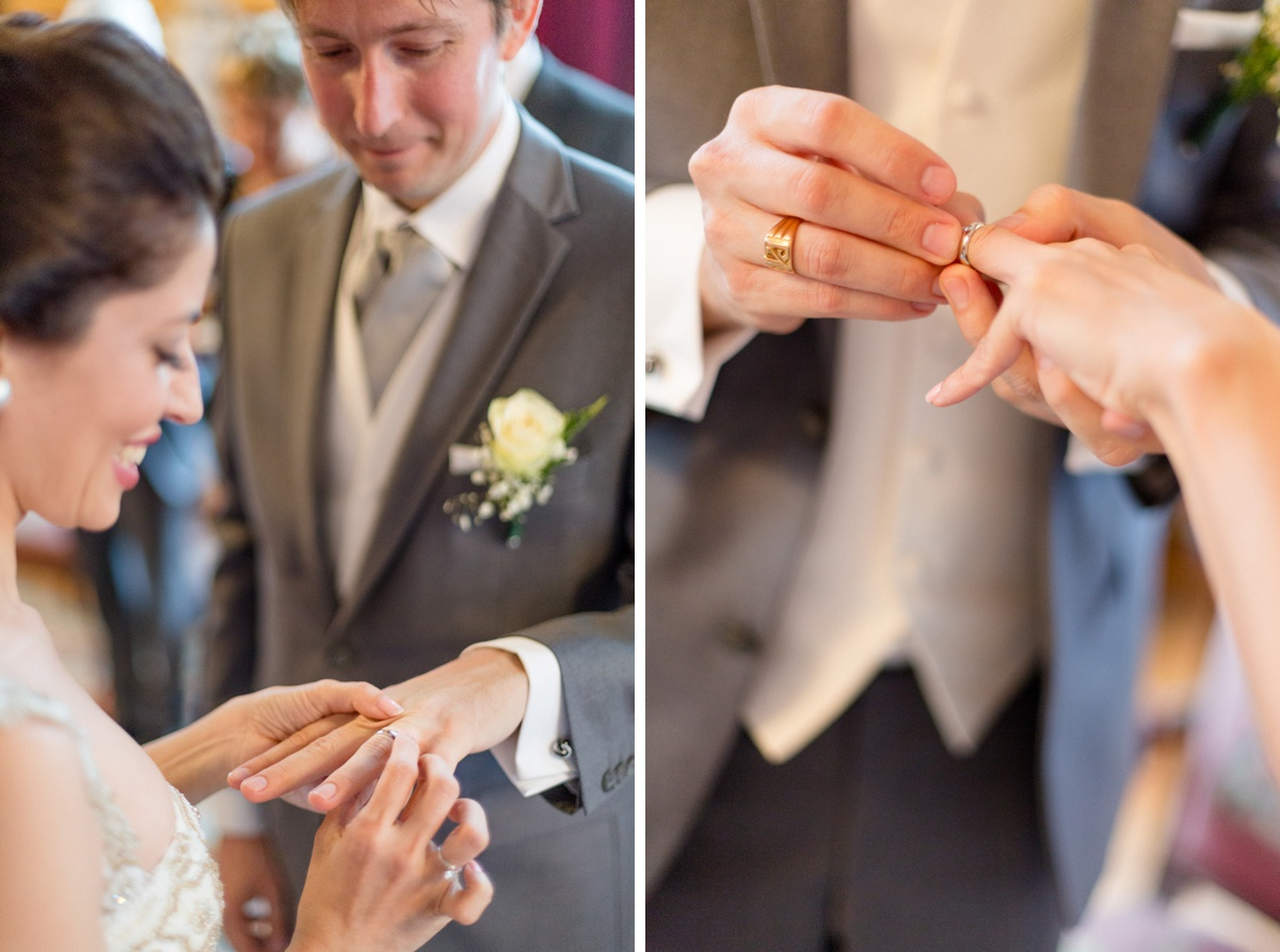 Echange alliances mariage - Donne-moi ta main