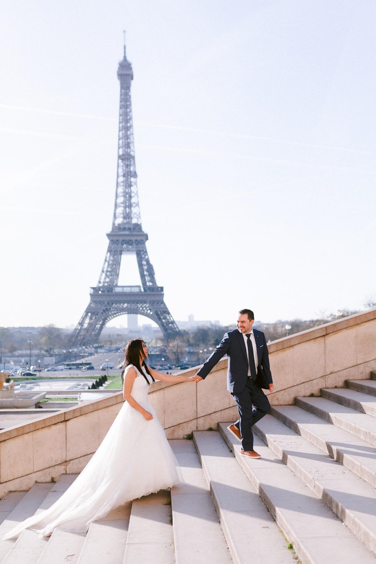 elopement mariage étrangers à paris