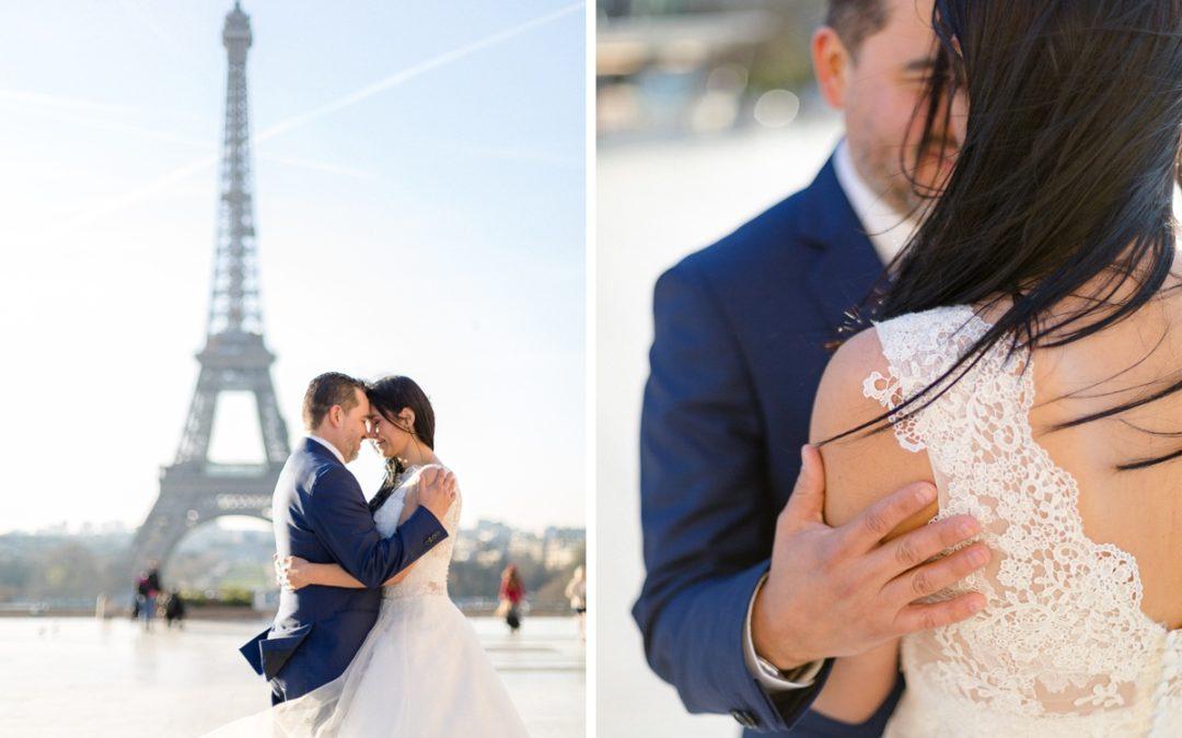 Paris je t'aime…