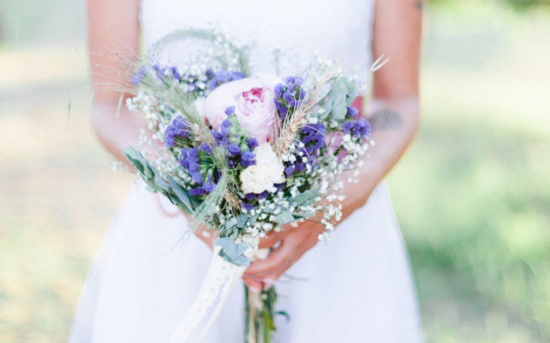 Un mariage champêtre en Pays de Duras