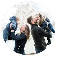 Portrait de famille des Rodalis
